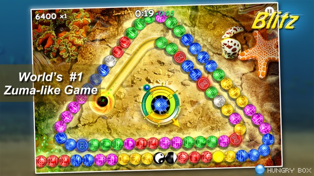 Montezuma Loops Blitz 2 on the App Store