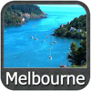 Melbourne GPS Nautical Charts