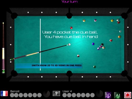 8 Ball OnLine 3D screenshot 8