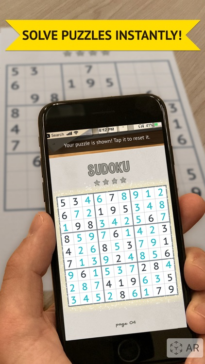 Magic Sudoku screenshot-0