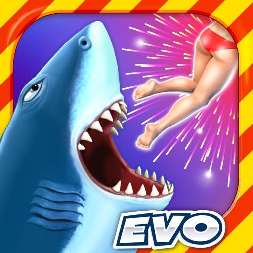 饥饿鲨 进化