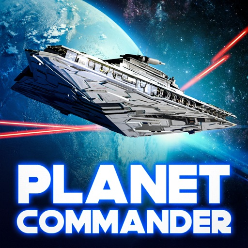 Planet Commander: Space action icon