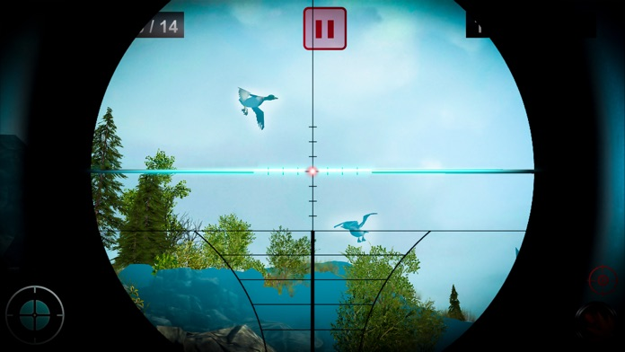 Duck Hunting Shooting Season Screenshot