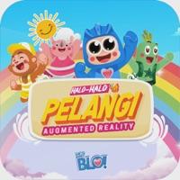Hey Blo AR Halo-halo Pelangi