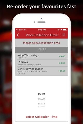 WINGBOX App - náhled