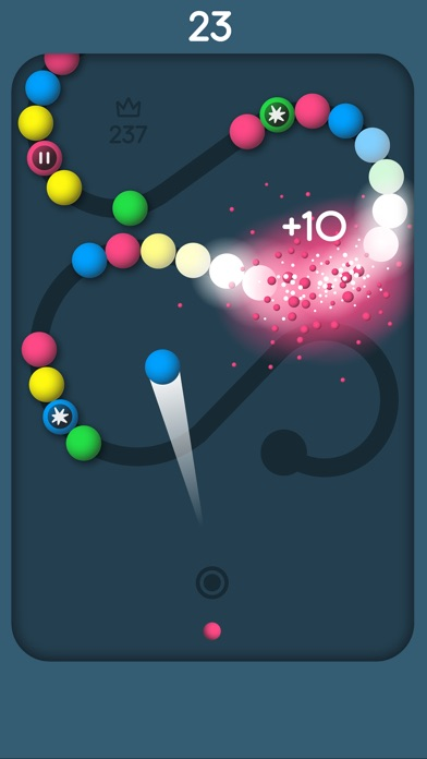 Snake Balls screenshot 1