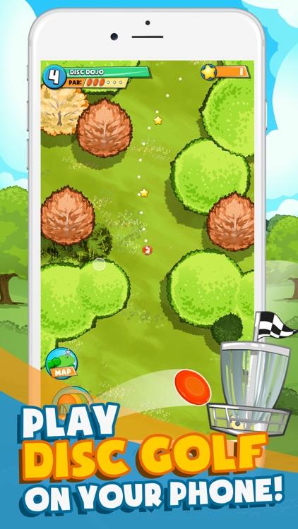 Disc Golf To Go screenshot-0
