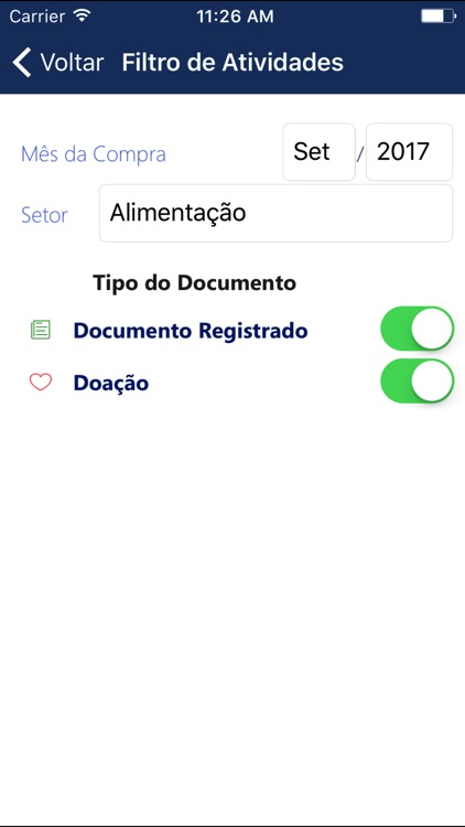 Nota Fiscal Paulista screenshot-4