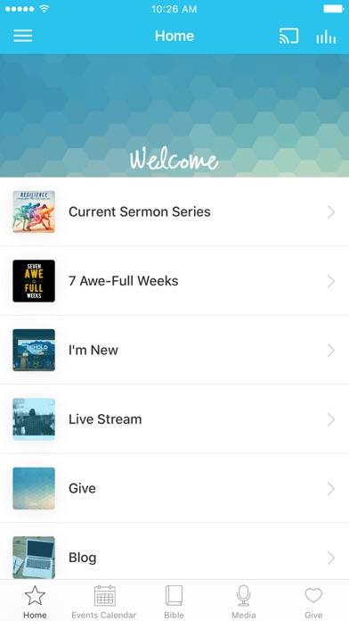 Laurelglen Bible Church screenshot 1