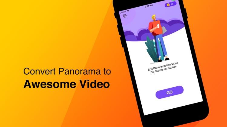 Likes Boom on Convert Panorama