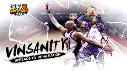 Screenshot from Dunk Nation 3X3