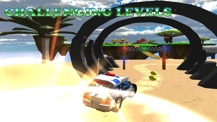 Monster Truck Toy Cars Game screenshot-3