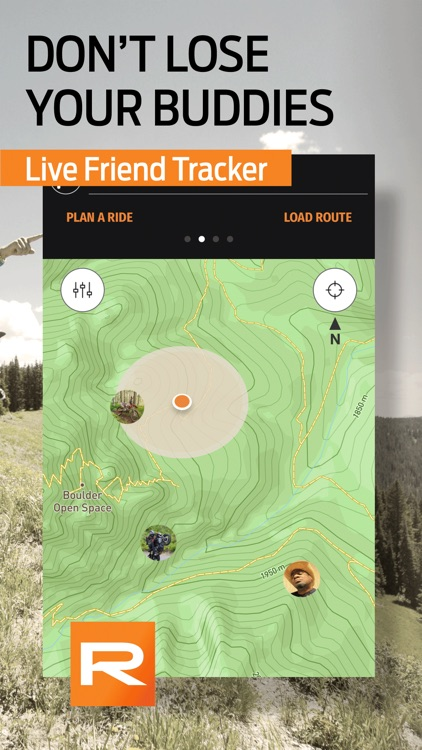 REVER: Motorcycle Routes & GPS screenshot-7