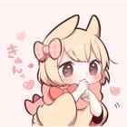 うさみみ少女4 icon