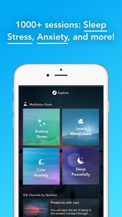 Aura: Calm Anxiety & Sleep screenshot 2