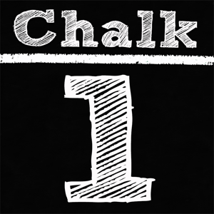 Chalkboards Set 1 - Stickers app