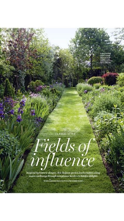 Homes and Gardens Magazine NA screenshot-3