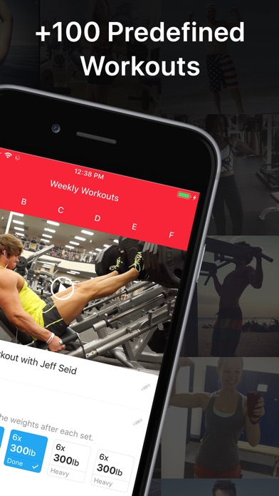 appapp io mytraining workout tracker log