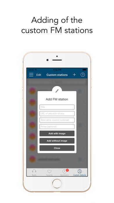 Irish FM - Irish radio online screenshot three