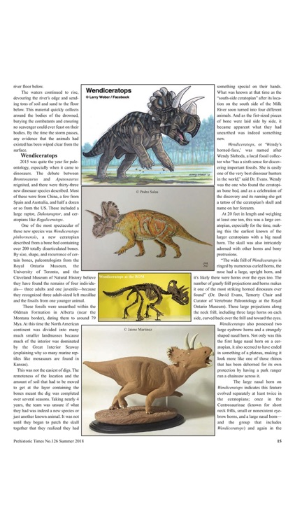 Prehistoric Times Magazine screenshot-1