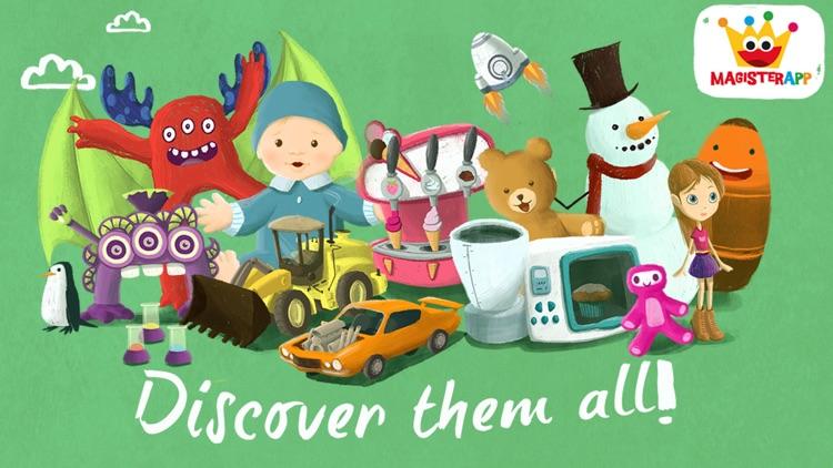 Surprise Christmas: Baby Games screenshot-3
