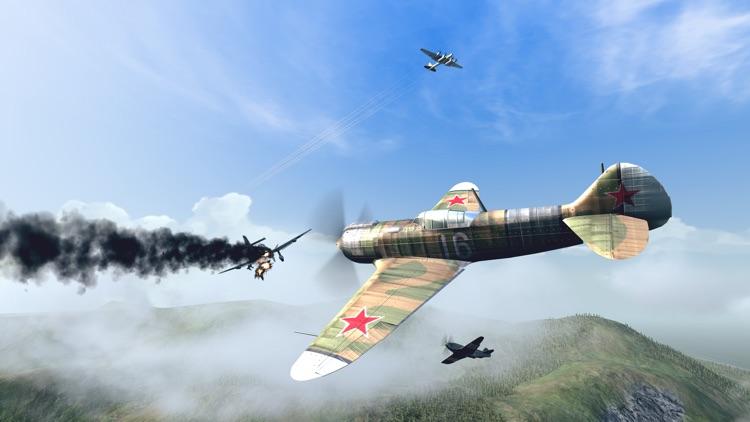 Warplanes: WW2 Dogfight screenshot-4
