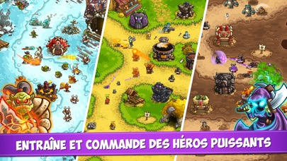 Screenshot for Kingdom Rush Vengeance in France App Store