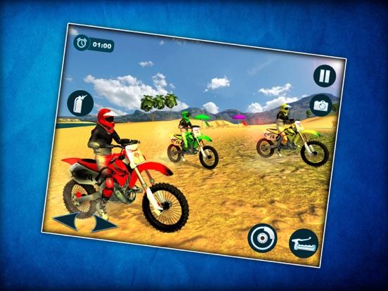 Waterbike Surfing Stunts 3D screenshot #2