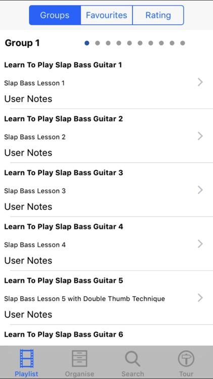 Learn To Play Slap Bass Guitar