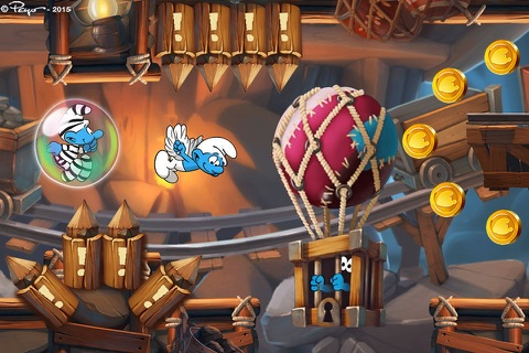 Smurfs Epic Run screenshot 4