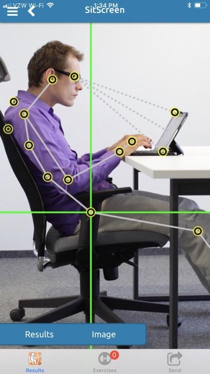 PostureScreen Mobile screenshot-5