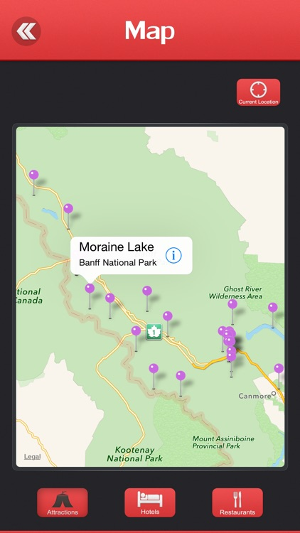 Visit Banff National Park screenshot-3