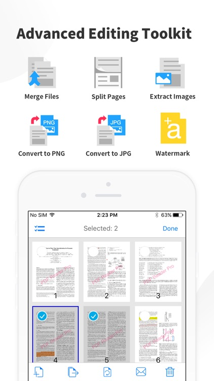 PDF Reader Pro - PDF Office screenshot-3