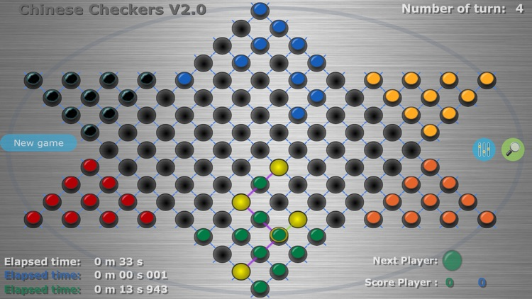 Chinese Checkers - Ultimate screenshot-0