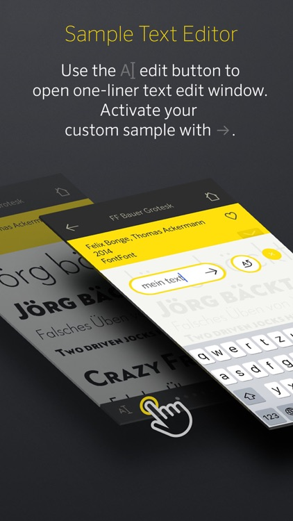 FontBook™ Typeface Compendium screenshot-3
