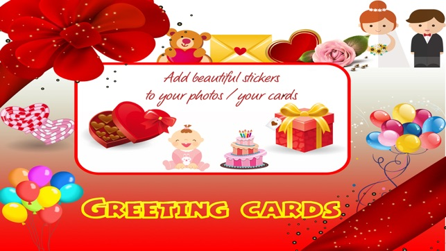 Greeting cards card maker on the app store m4hsunfo