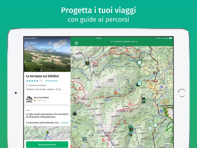 ViewRanger Screenshot