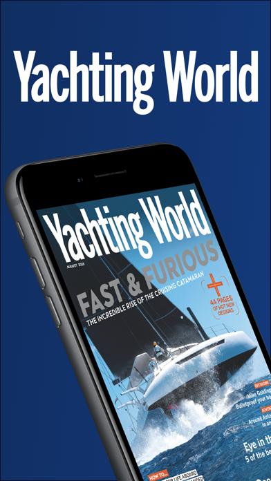 Yachting World Magazine UK