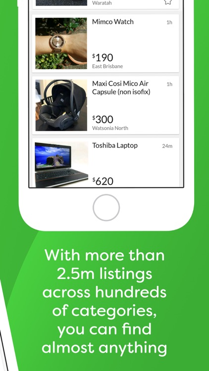 Gumtree: Search, Buy & Sell