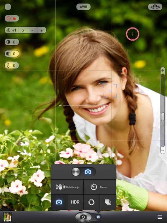 Top Camera - HDR, Slow Shutter, Video, Photo Editor for iPad - Screenshot 5