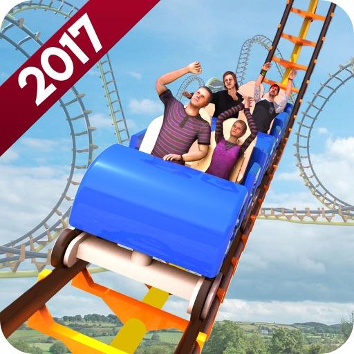Roller Coaster Simulation 3D