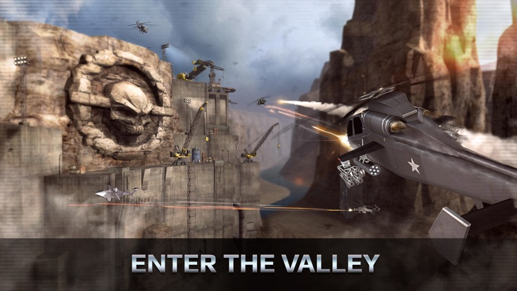 Battle Copters screenshot-2