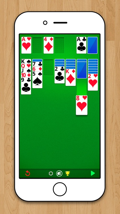Standard Solitaire - Card Game