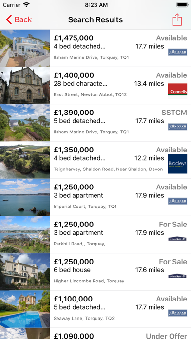Herald Express Property screenshot one