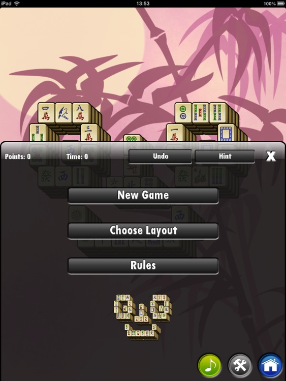 Mahjong HD! screenshot-4