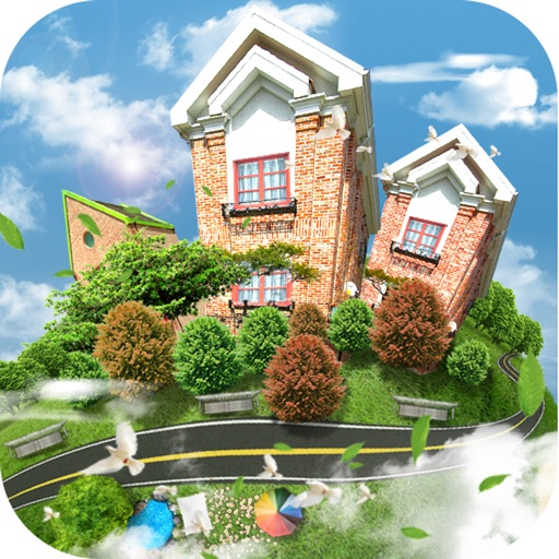 Download My Home Makeover-Design Dreams free for iPhone, iPod and iPad
