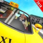taxista la ciudad urbana 2018 icon