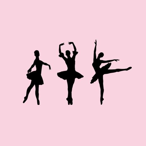 Ballet Dancer Stickers