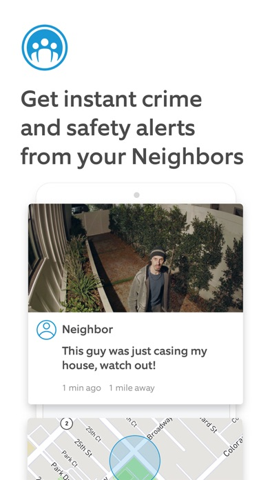 Neighbors by Ring for Windows