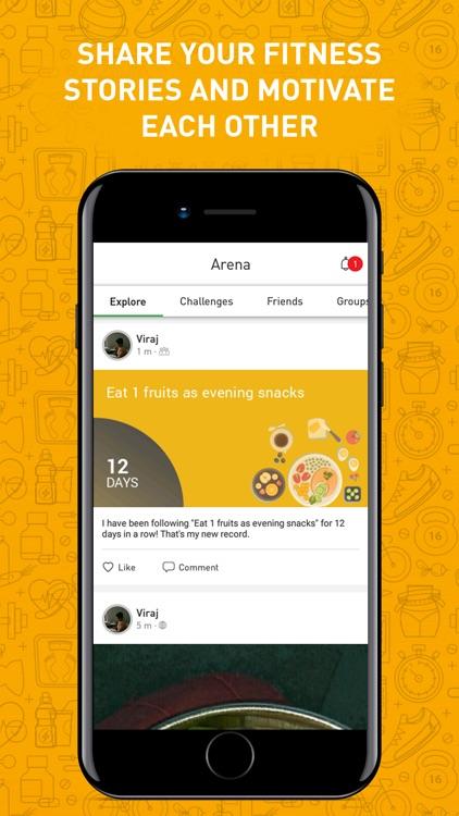 Max Bupa Health Coach screenshot-4